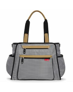 Skip-Hop-Bolso-Maternal-Grand-Central-Black-White