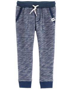 Joggings-Azul-Jaspeado