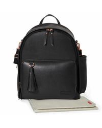 Skip-Hop-Mochila-Maternal-Greenwich-Simply-Black