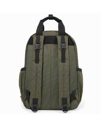 Skip-Hop-Mochila-Maternal-Duo-Olive-Mini-Grid