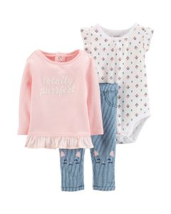 Carter-s-Set-3-piezas-Body-Remera-manga-larga--y-Pantalon--Gatito-