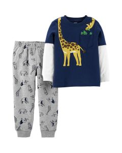 Carter-s-Set-2-piezas-remera-jirafa-manga-larga--y-jogging-animales-