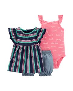 Carter-s-Set-3-piezas-body-musculosa-remera-sin-mangas-con-volados-y-short--Adorable-