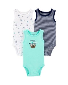 Carter-s-Pack-3-Bodys-musculosa--Perezoso-