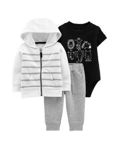 Carter-s-Set-3-piezas-Body-Campera-y-Pantalon--Animales-