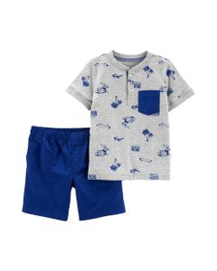 Carter-s-Set-2-piezas-Remera-manga-corta-Short--Playa-
