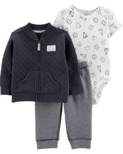 Carter-s-Set-3-piezas-Body-Cardigan-y-Pantalon--Animales-