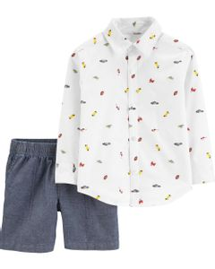 Carter-s-Set-2-piezas-Camisa-y-Short-