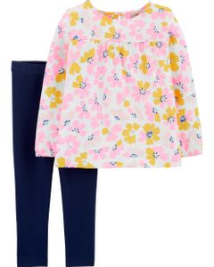 Carter-s-Set-2-piezas-Remera-y-Calzas-leggings--Floral-
