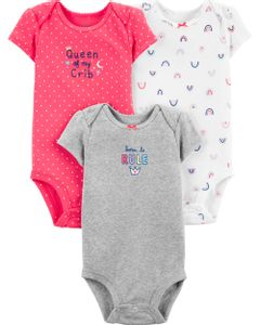 Carter-s-Pack-3-Bodys--Princess-