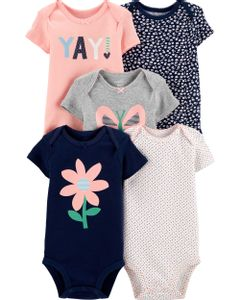 Carter-s-Pack-5-Bodys--Mariposas-