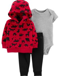 Carter-s-Set-3-piezas-Body-Campera-y-Pantalon--Criaturas-del-bosque-