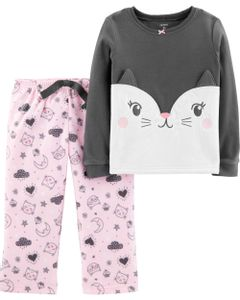 Carter-s-Set-2-piezas-Pijama--Gatos-