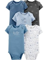 Carter-s-Pack-5-Bodys--Animales-