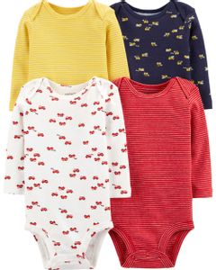 Carter-s-Pack-4-Bodys-manga-larga-