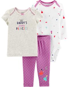 Carter-s-Set-3-Piezas-Body-Remera-y-Pantalon--Princesa-