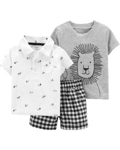 Carter-s-Set-3-piezas-Remera-Chomba-y-short--Leon-