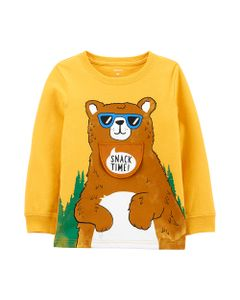 Carter-s-Remera-manga-larga--Oso-