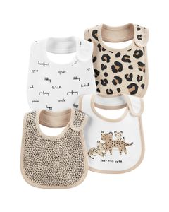 Carter-s-Pack-4-Baberos--Leopardo-
