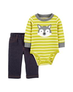 Carter-s-Set-2-Piezas-Body-y-Pantalon--Husky-