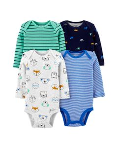 Carter-s-Pack-4-Bodys--Animales-